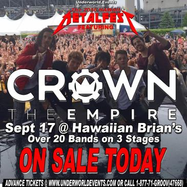 Crown The Empire @ the Hawaii Metalfest-img