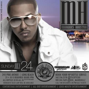 Marques Houston LIVE at Cuban Petes LBC-img
