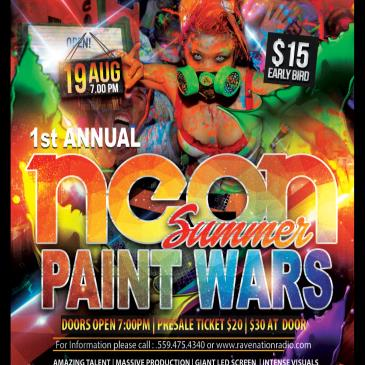 Neon Summer Paint Wars-img