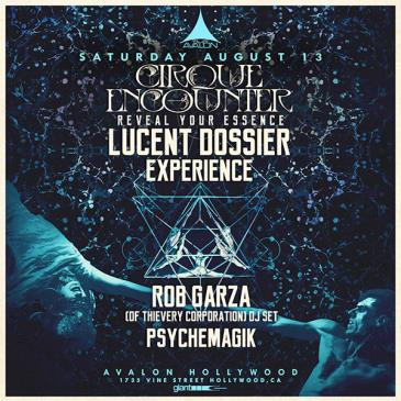 Lucent Dossier Experience - Cirque Encounter, Rob Garza-img