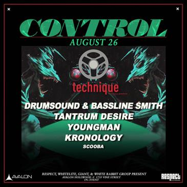 Drumsound & Bassline Smith, Tantrum Desire, Youngman-img