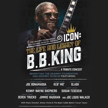 ICON: THE LIFE AND LEGACY OF B.B. KING: Main Image