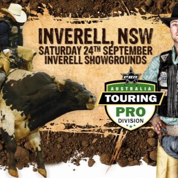 Inverell PBR Touring Pro Series 2016