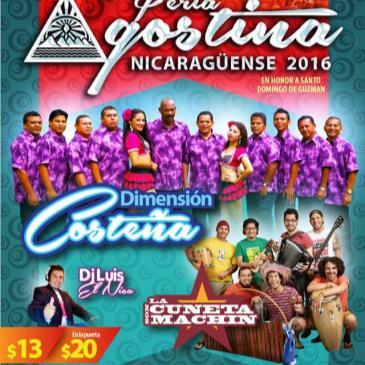 Feria Agostina Nicaraguense 2016-img