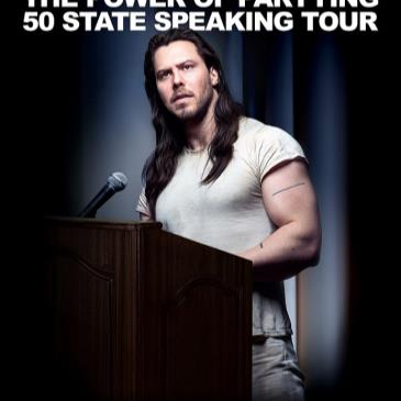 Andrew W.K.- Power of Partying-img