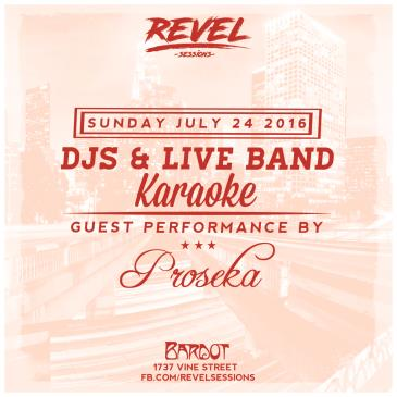 REVEL SESSIONS - Vol.2-img
