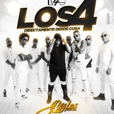 LOS 4 EN LOS ANGELES-img