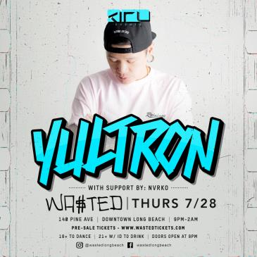Yultron Live @ Wasted long Beach-img