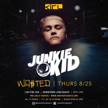 Junkie Kid Live @ Wasted Long Beach-img