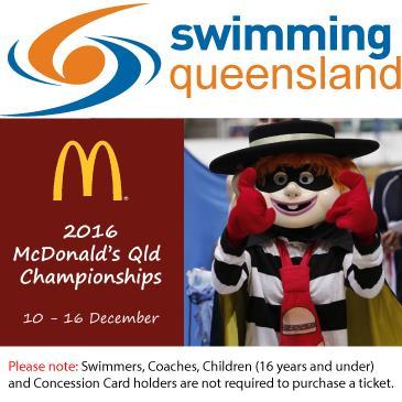 2016 McDonald's QLD Championships