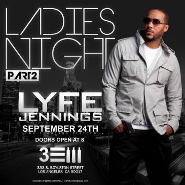 Lyfe Jennings at 333 LIVE-img