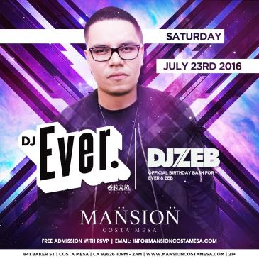 POWER 106 MANSION PARTY W/ DJ EVER-img