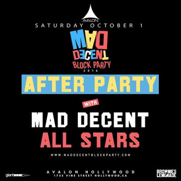 Mad Decent Block After Party: Mad Decent All Stars: Main Image