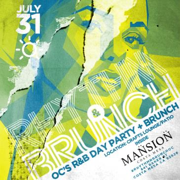 OC's R&B Day Party + Brunch-img