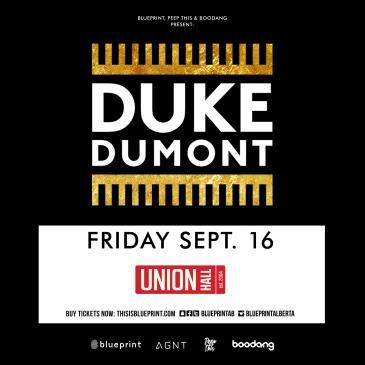 Duke Dumont - YEG-img