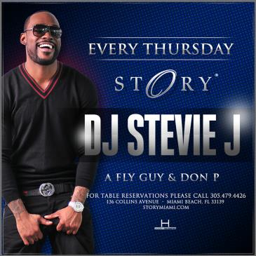#STORYthursday w/ Stevie J-img
