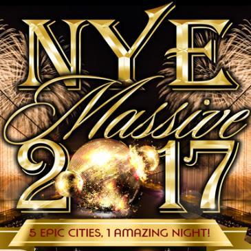 NYE Massive 2017-Parc 55 Hilton