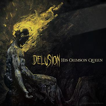 SOLD OUT Delusion: His Crimson Queen-img