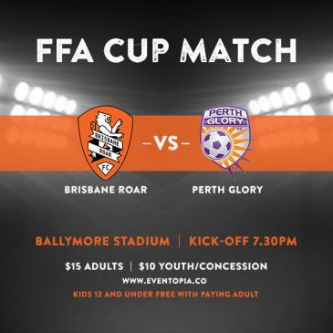 Brisbane Roar v Perth Glory: Main Image