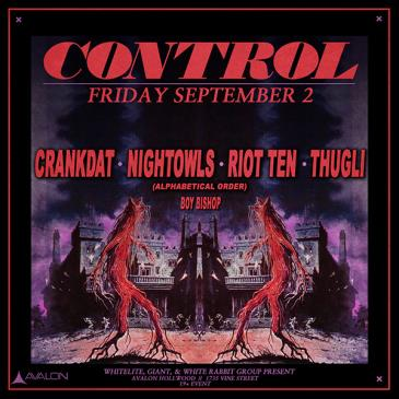 Crankdat, Nightowls, Riot Ten, Thugli: Main Image