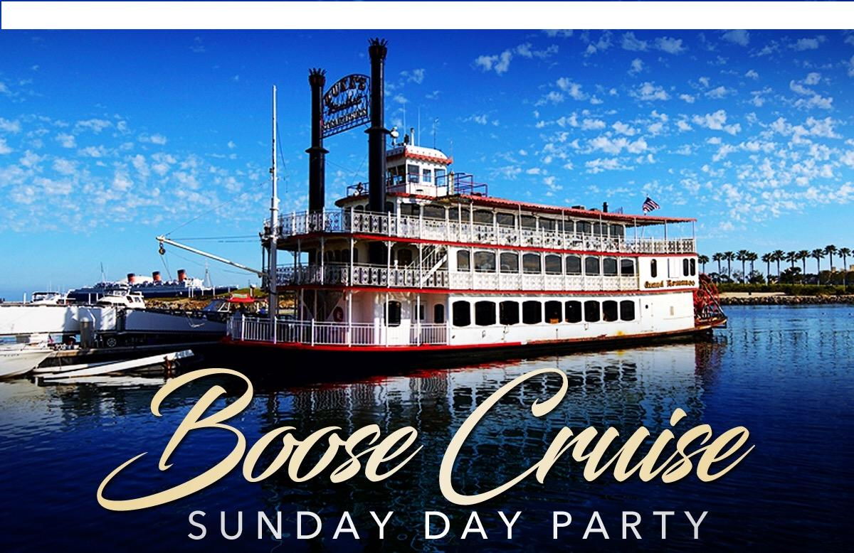 Booze Cruise End Of Summer Party Sunday Day Event
