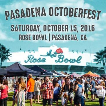 Pasadena Octoberfest: Main Image