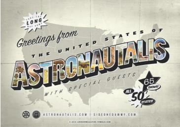 Astronautilus Nationwide Tour: Main Image