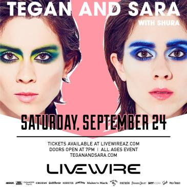 Tegan And Sara: Main Image