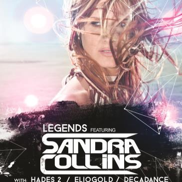 LEGENDS feat. Sandra Collins-img