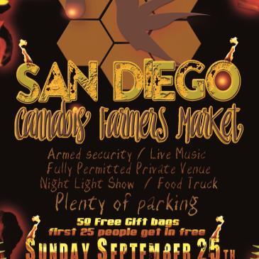 San Diego Cannabis Farmers Market Night Fire Edition-img