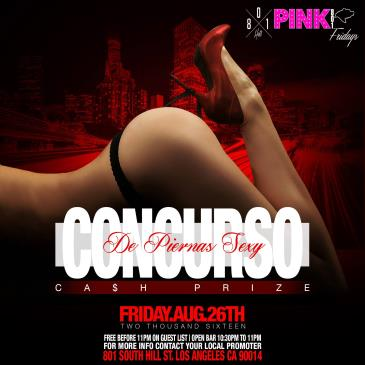 PINK FRIDAYS THE #1 LATIN NIGHT-img