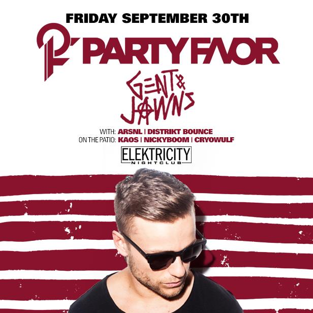 Party Favor Tickets 09 30 16