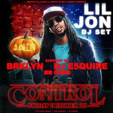 Lil Jon, BRKLYN, DJ E5quire: Main Image