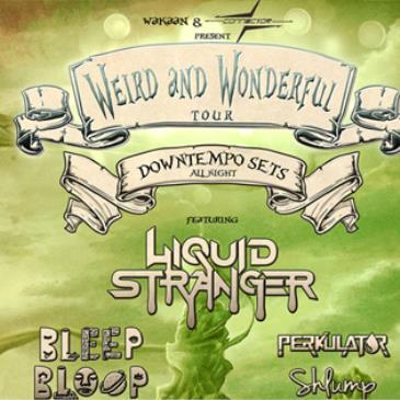 **DOWNTEMPO** - Liquid Stranger + Bleep Bloop + Perkulat0r-img