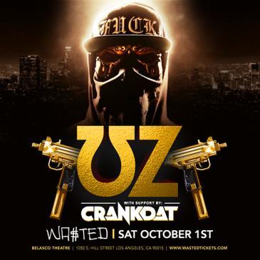 UZ w/ Crankdat Live @ The Belasco Theatre-img