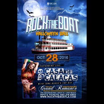 Halloween Ball 16' @ Rock the Boat!-img