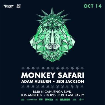 Monkey Safari pres by Afternoon Delight and Outspoken-img