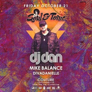 DJ Dan and Friends pres by Soul and Tonic-img