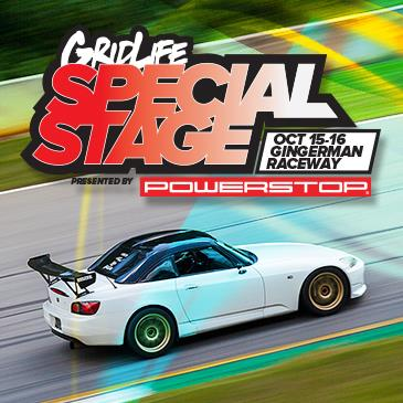 GRIDLIFE TrackBattle - SPECIAL STAGE: Main Image