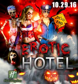 Erotic Hotel Halloween Ball 2016