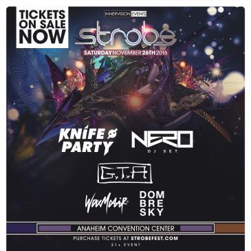 STROBE ft: Knife Party, Nero, GTA & more...-img
