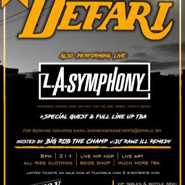 DEFARI & LA SYMPHONY LIVE-img