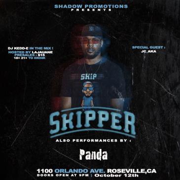 Skipper Live!: Main Image
