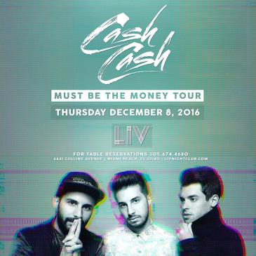 Just Dance presents: Cash Cash LIV-img