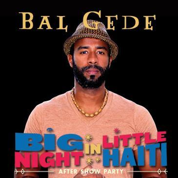 DJ Gardy Girault at Bal Gede: Main Image