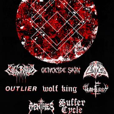Evisceration // Genocide Skin // Cease // Outlier-img