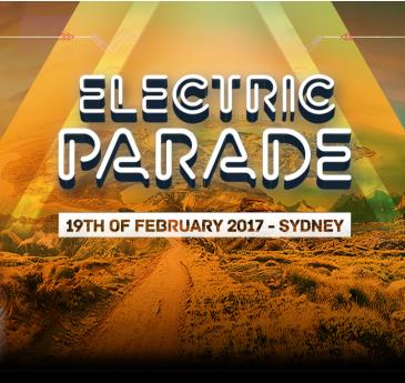 Electric Parade: Main Image