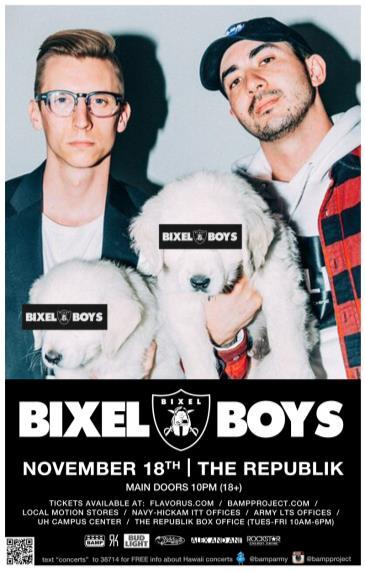 Bixel Boys: Main Image