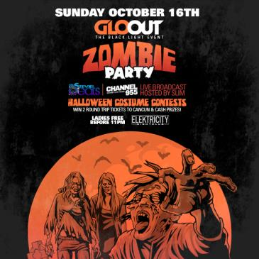 GLO-OUT || ZOMBIE PARTY-img
