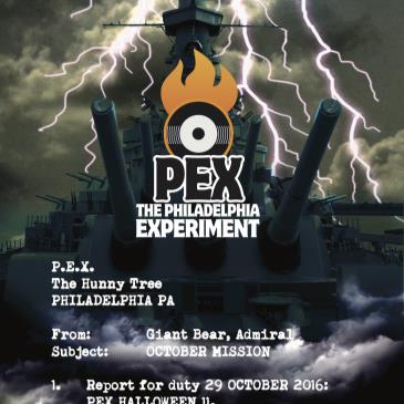 "11th Annual PEX Halloween   ""The Invisibility Project"""